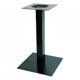 Asztalláb központi Strong 450x450 fekete
