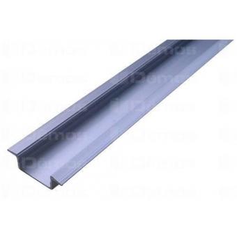 LED alu profíl SAL bemaráshoz 2m eloxált alumínium