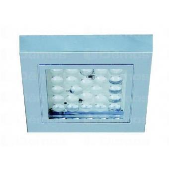 LED spotlámpa BANIO S 1,7W/n12V / meleg fehér / szatén króm