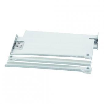 Strong fém fiókoldal H86/300 fehér