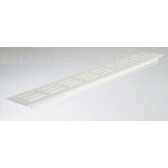 Szellőzőrács  60/500 fehér szín