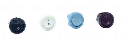 LED billenő kapcsoló R13 230V 4A fehér