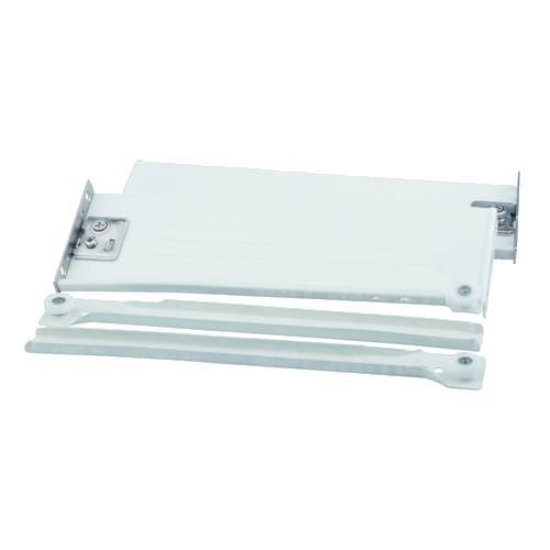 Strong fém fiókoldal H150/500 fehér
